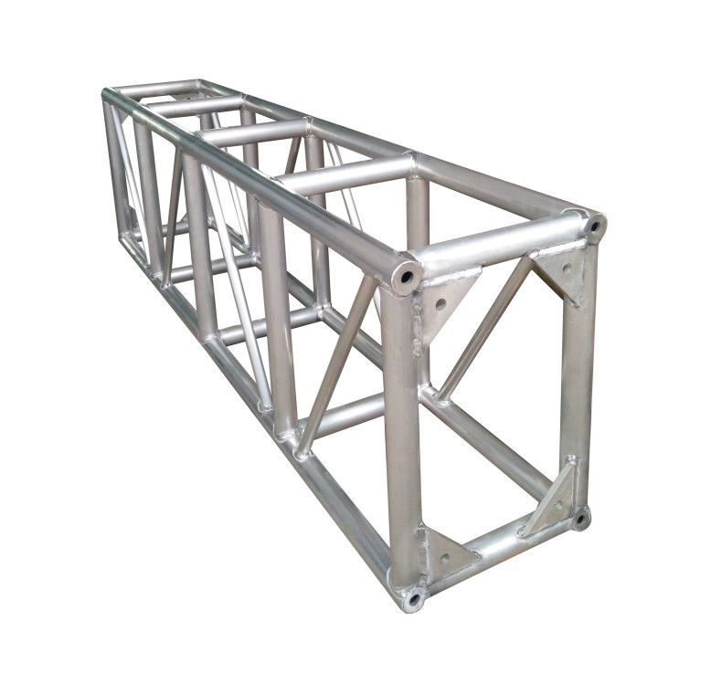 Aluminum 350*350mm Stage Lighting Truss For Multipurpose Activities