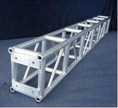 Mobile DJ truss system outdoor spigot truss aluminum 6082 truss,300*300 Aluminum Truss Line Array Bolt Truss