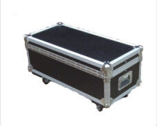 Aluminum Flight Case For Speaker , Heavy Duty Case -40°C - 80°C